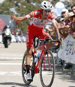 Iván Sosa wint slotetappe Ronde van Burgos en pakt eindzege