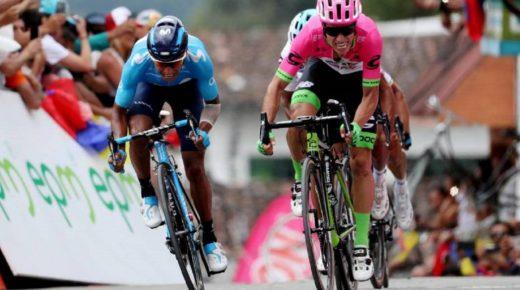 Zeven Colombianen van start in La Vuelta 2018