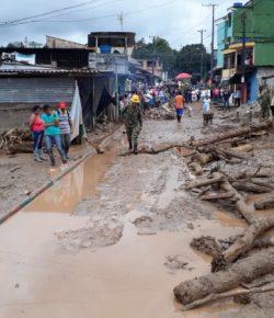 Noodsituatie in Mocoa onder controle