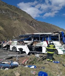 19 Colombianen betrokken bij busongeluk Ecuador