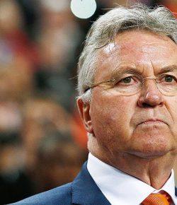 Colombia heeft Hiddink in beeld als bondscoach voor nationaal elftal