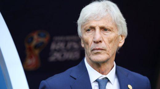 José Pékerman stopt na zes jaar als bondscoach van Colombia