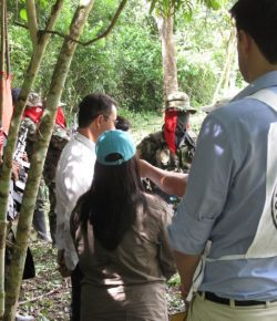 ELN laat zes gijzelaars in Chocó vrij