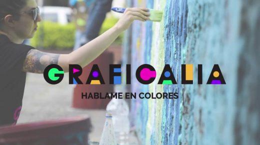 Graffitifestival Graficalia 2018 in Cali