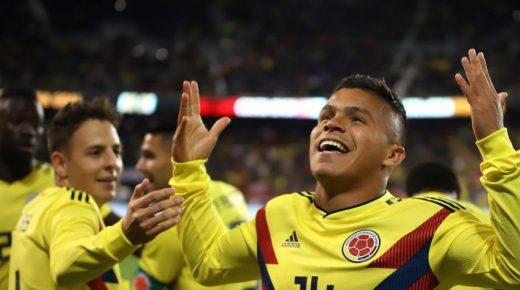 Colombia verslaat Costa Rica in vriendschappelijk duel