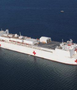 Amerikaans hospitaalschip naar Colombia voor hulp aan Venezolaanse vluchtelingen