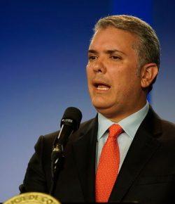 President Duque: Vredesbesprekingen ELN verder opgeschort totdat het vechten stopt