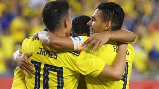 Colombia wint in vriendschappelijk duel ruim van Verenigde Staten
