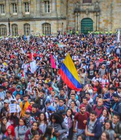 Studenten blijven protesteren voor beter onderwijs