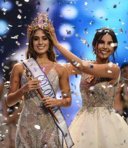 Valeria Morales de nieuwe Miss Colombia