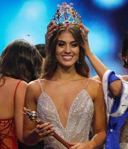 Miss Colombia veroorzaakt golf van kritiek na controversiële uitspraak over transgender