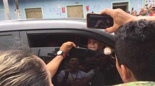 Ontvoerde zoontje van burgemeester bevrijd