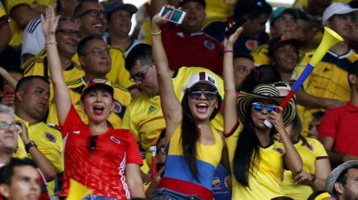 Colombia telt 45,5 miljoen inwoners