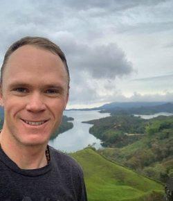Chris Froome start mogelijk volgend jaar in Colombia