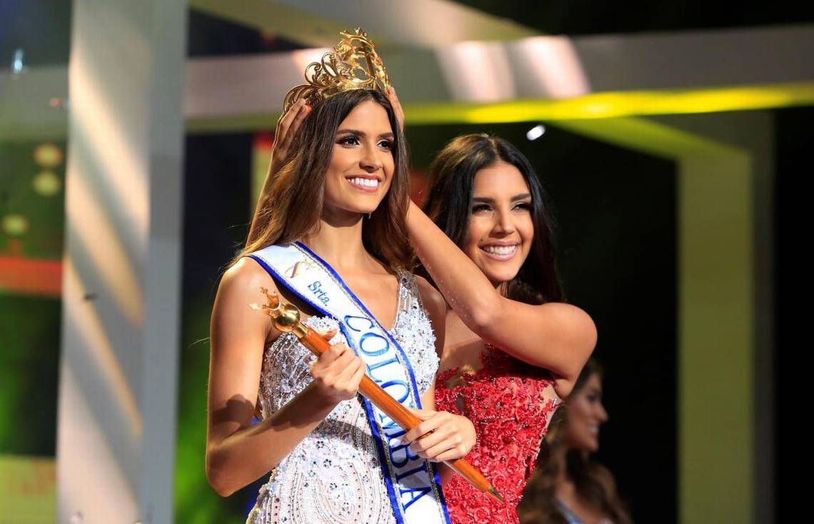 Miss Colombia 2019 >> Gabriela Tafur is de nieuwe Miss Colombia 2019 - JairoBernal.com