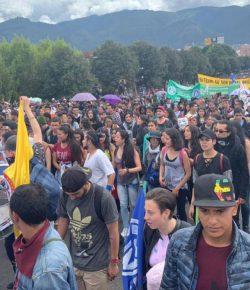 Studenten bereiden nieuwe demonstraties voor
