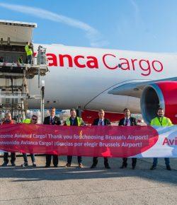 Avianca Cargo maakt eerste vlucht naar Europa