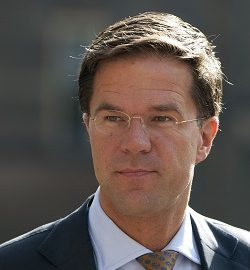 Minister-president Rutte met handelsmissie in Colombia