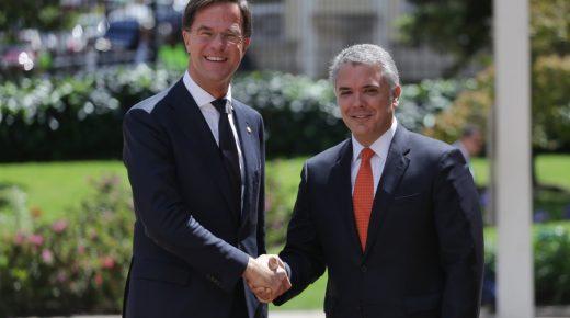 Nederland doneert 2 miljoen euro voor wederopbouw Colombia