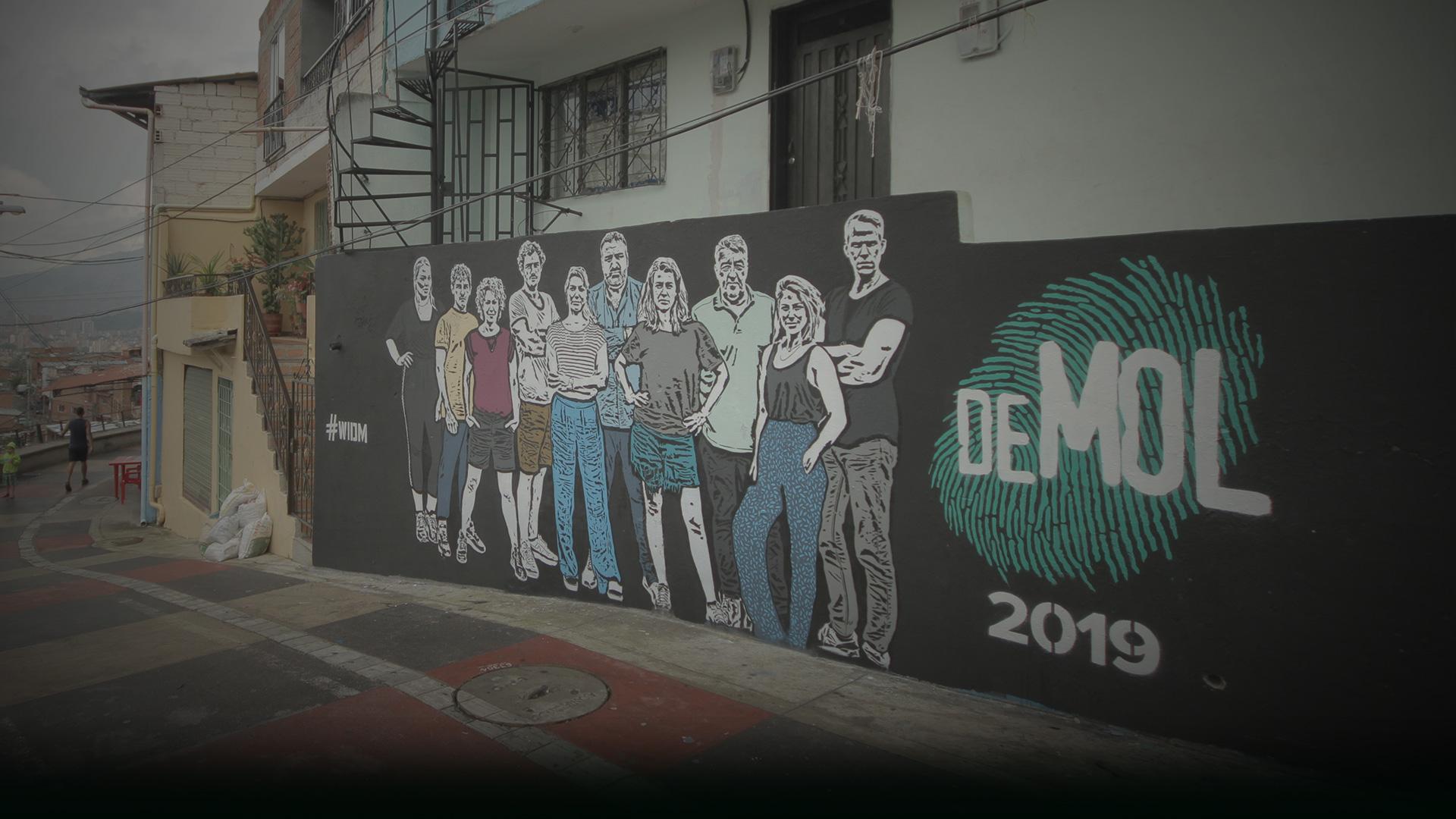 Wie is de Mol 2019 in Colombia - JairoBernal.com