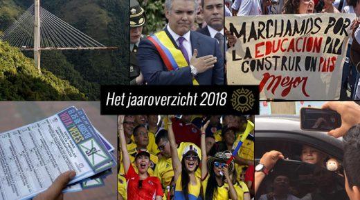 Jaaroverzicht nieuws Colombia 2018