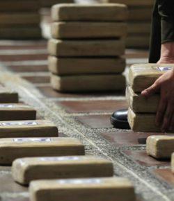 Colombia heeft afgelopen jaar 273 ton cocaïne in beslag genomen