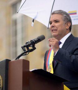 Venezuela wil hulp bieden aan het onderzoek naar moordcomplot op president Duque