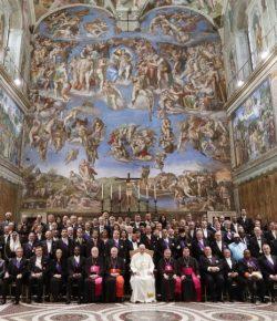 Paus bedankt Colombia voor het opvangen van  Venezolaanse vluchtelingen
