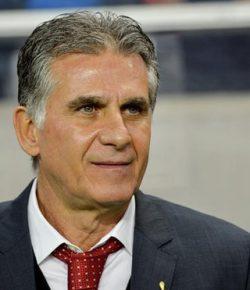 'Carlos Queiroz wordt na de Asian Cup aangekondigd als coach van Colombia'